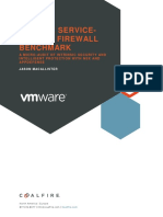 2019 VMware Service-defined Firewall Benchmark Report