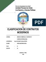 TAREA - CLASIFICACION DE CONTRATOS MODERNOS.docx
