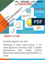 SESION III CLIMA F
