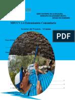 MFCCV.1.4 Extensionista Comunitario