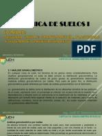 Mecanica de Suelos I granulometria (semana 04)
