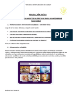 RECONOZCO LOS ALIMENTOS NUTRITIVOS PARA MANTENERME SALUDABLE 12