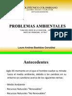 3. PROBLEMAS AMBIENTALESsinvideos