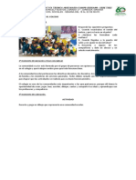 SOCIALES Comunidad Escolar Semana Del 18 Al 22 de May