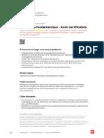 M2i Formation – ITIL4-FND – ITIL 4 - Les fondamentaux - Avec certification