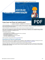 Como fazer um Plano de Lubrificação_ - Engeteles - Engenharia de Manutenção