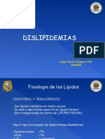 dislipidemias, curso pasantia 2019