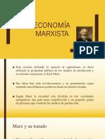 Economía marxista