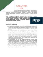 PRACTICA 6 ANALISIS PEST