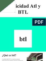 Publicidad BTL y ATL