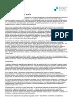 12. Declaración Iberoamericana