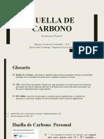 Huella de Carbono_ Priscilla Leiva