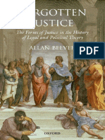 Forgotten justice _ forms of justice in the history of legal and political theory