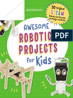 Bob Katovich - Awesome Robotics Projects for Kids_ 20 Original Steam Robots and Circuits to Design and Build-Rockridge Press (2020)