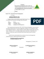 Surat izin Desa