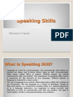 Speaking Skill.ppt