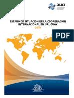 AUCI-Cooperación internacional en Uruguay