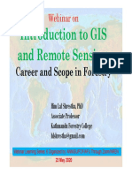 Introduction to GIS _for forestry