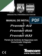 Texecom-premier-ManualInstalacaoPT