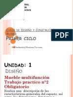 U 2 Dis  Muebles multifuncion, trabajo practico n 2 obligatorio.pdf