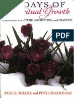 365 Days of Spiritual Growth by Paul E. Miller, Phyllis Cole-Dai (z-lib.org).pdf