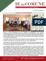 Notizie Dal Comune di Borgomanero dell'11-07-2020