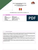 FCC4-PROGRAMACIÓN ANUAL