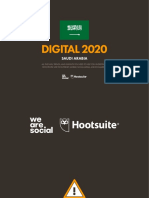 Mission235 - Digital & Social Scene - KSA 2020