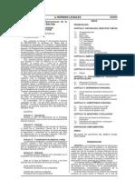 CRECER NORMAS - D.S. 080-2007-PCM
