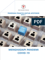 Panduan Praktis Untuk Apoteker Menghadapi Pandemi Covid-19 Edisi 2 (Booklet)
