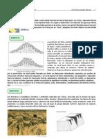 Conceptos Paeg Tema 1. DIVERSIDAD MORFOESTRUCTURAL