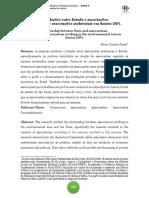 Relações entre Estado e associações