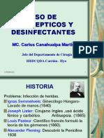 ANTISEPTICOS Y DESINFECTANTES (1)