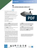 KBD5000 Keyboard Specification Sheet - Spanish - 09-07