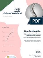 Auriculoterapia nas doenças da Coluna Vertebral - Dr. Marcos Minello