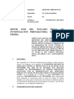 APELACION RIOJAS FACHO