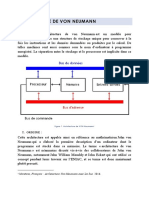 Architecture de Von Neumann.pdf