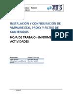 GUIA DE TRABAJO ESXi5-PFSENSE