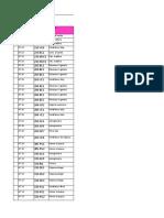 CHL1 - Open Punch List BRI_Update - 31-12-2019
