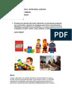 INDUSTRIAS LEGO LOGISTICA