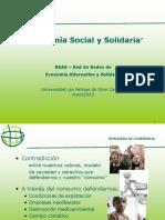 econOmia solidaria hoy