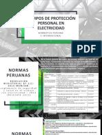 EPP ELECTRICIDAD - II SEGURIDAD - DULY CHICO y ABIMAEL OROZCO