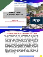 SESION N° 04 GERENCIA DE ADMINISTRACION