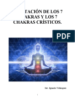 7 CHAKRAS FÍSICOS CHAKRAS SOBRESER CHAKRAS MENTALES CHAKRAS SOBRESER CRÍSTICO.doc