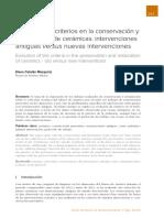 Dialnet-EvolucionDeCriteriosEnLaConservacionYRestauracionD-4831379