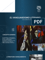 El vanguardismo Literario