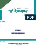 MCB - Patologia 7 psichiatria