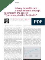 ICSS Wireless Health