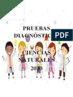 PRUEBA DIAGNÓSTICA CIENCIAS NATURALES 2020.doc