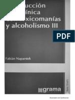 Naparstek, F. - Los inclasificables en las toxicomanías y las psicosis